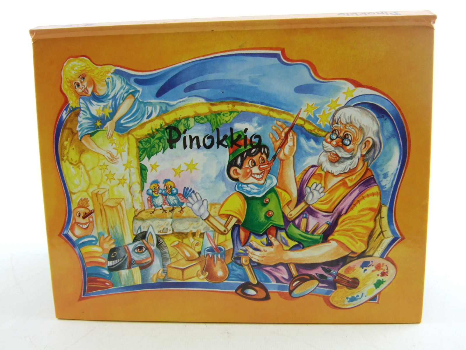Photo of PINOKKIO published by R&b (STOCK CODE: 2001057)  for sale by Stella & Rose's Books