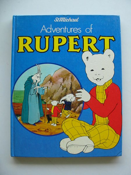 Photo of St MICHAEL ADVENTURES OF RUPERT written by Tourtel, Mary published by Purnell Books (STOCK CODE: 208755)  for sale by Stella & Rose's Books