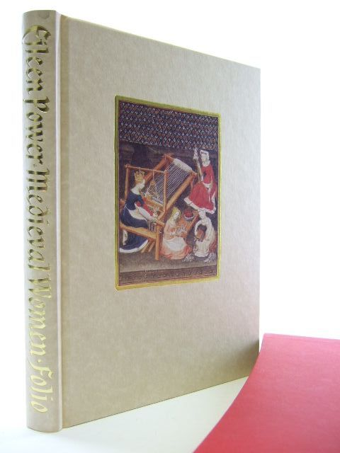 Photo of MEDIEVAL WOMEN written by Power, Eileen<br />Ladurie, Emmanuel Le Roy<br />Berg, Maxine<br />Postan, M.M. published by Folio Society (STOCK CODE: 2105072)  for sale by Stella & Rose's Books