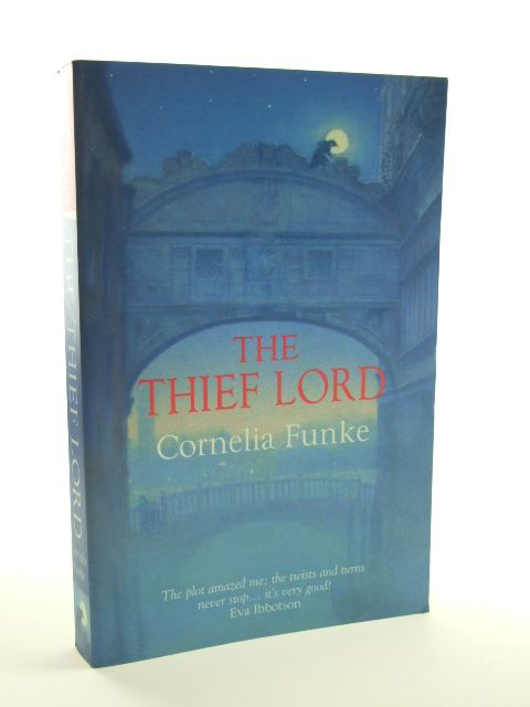 Photo of THE THIEF LORD written by Funke, Cornelia illustrated by Funke, Cornelia published by The Chicken House (STOCK CODE: 2105523)  for sale by Stella & Rose's Books