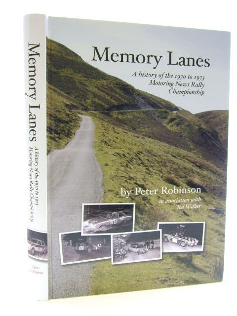 Photo of MEMORY LANES written by Robinson, Peter published by Writersworld (STOCK CODE: 2105661)  for sale by Stella & Rose's Books