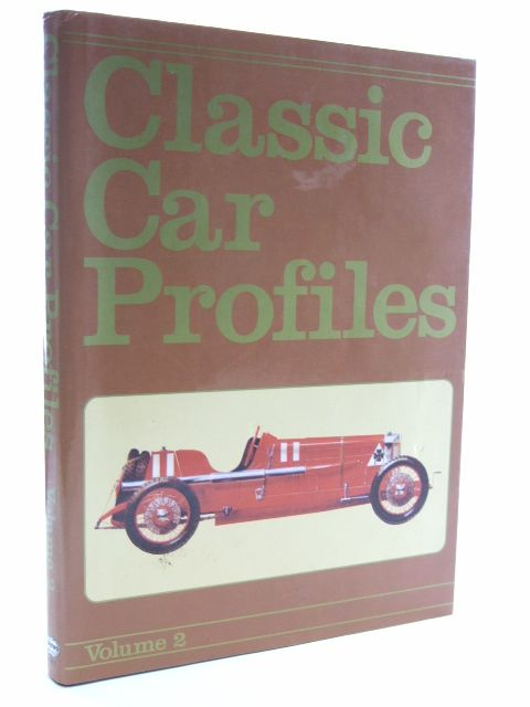 Photo of CLASSIC CAR PROFILES VOLUME 2 published by Foulis, Haynes (STOCK CODE: 2105752)  for sale by Stella & Rose's Books