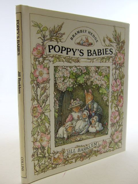 Photo of POPPY'S BABIES written by Barklem, Jill illustrated by Barklem, Jill published by Collins (STOCK CODE: 2106023)  for sale by Stella & Rose's Books