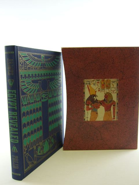 Photo of EGYPT REVEALED written by James, T.G.H. published by Folio Society (STOCK CODE: 2106237)  for sale by Stella & Rose's Books