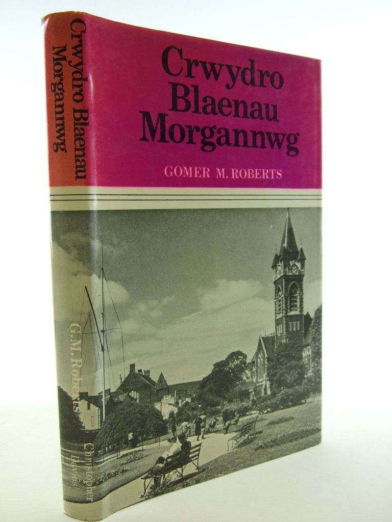 Photo of CRWYDRO BLAENAU MORGANNWG written by Roberts, Gomer Morgan published by Llyfrau'r Dryw (STOCK CODE: 2106289)  for sale by Stella & Rose's Books