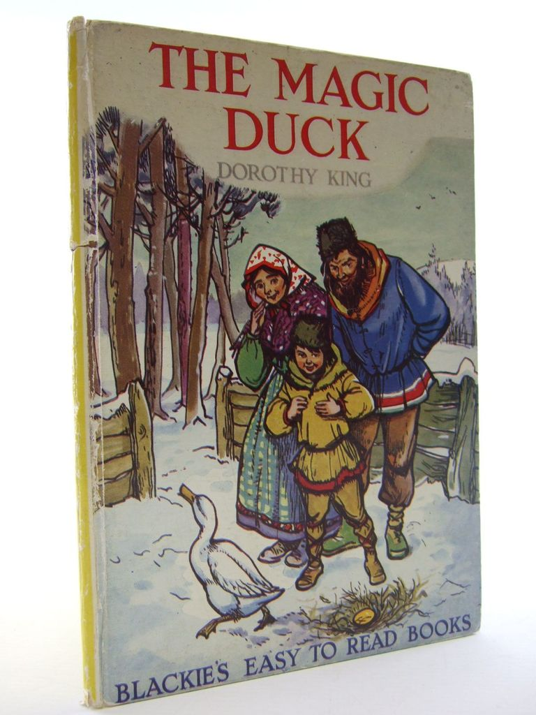 Photo of THE MAGIC DUCK AND OTHER STORIES written by King, Dorothy published by Blackie & Son Ltd. (STOCK CODE: 2106382)  for sale by Stella & Rose's Books