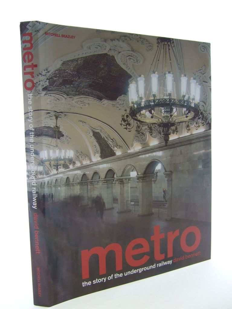 Photo of METRO THE STORY OF THE UNDERGROUND RAILWAY written by Bennett, David published by Mitchell Beazley (STOCK CODE: 2106535)  for sale by Stella & Rose's Books