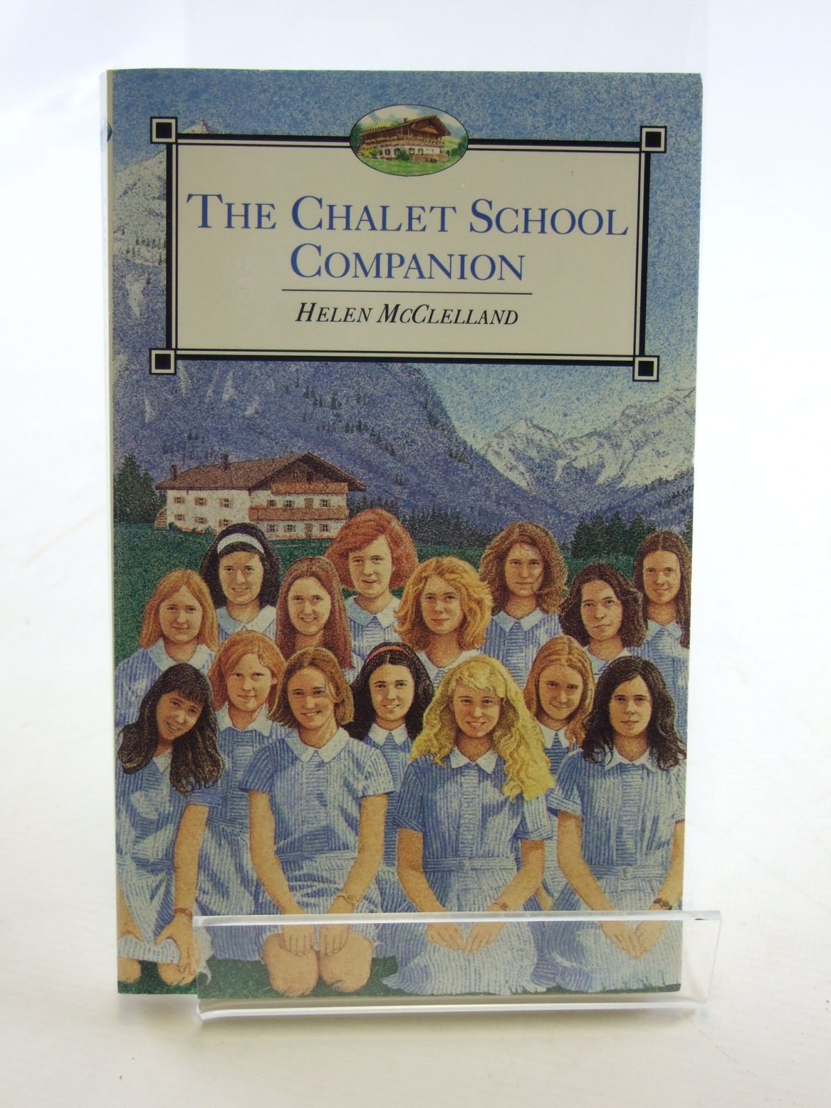 Photo of THE CHALET SCHOOL COMPANION written by McClelland, Helen<br />Brent-Dyer, Elinor M. published by Armada (STOCK CODE: 2106765)  for sale by Stella & Rose's Books