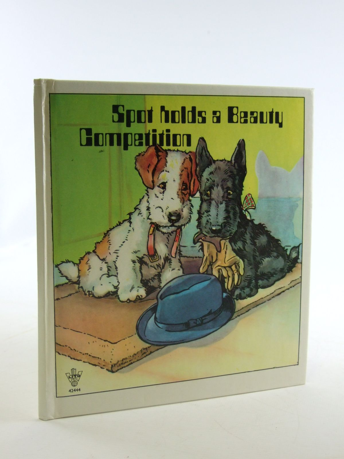 Photo of SPOT HOLDS A BEAUTY COMPETITION published by Litor Publishers Ltd. (STOCK CODE: 2106784)  for sale by Stella & Rose's Books