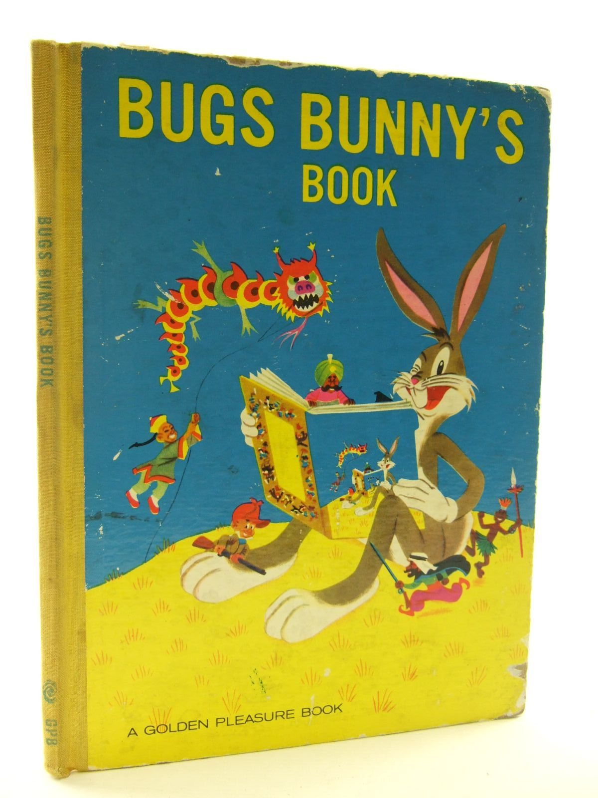 Photo of BUGS BUNNY'S BOOK published by Golden Pleasure books (STOCK CODE: 2107193)  for sale by Stella & Rose's Books