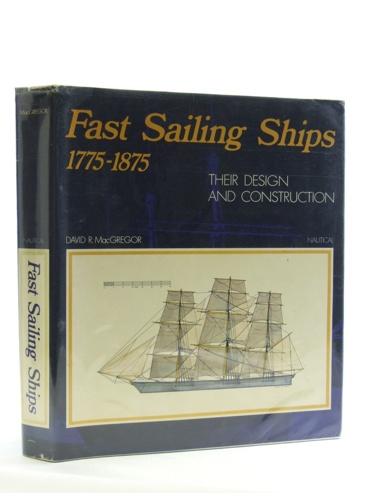 Photo of FAST SAILING SHIPS written by MacGregor, David R. published by Nautical Publishing Company (STOCK CODE: 2107326)  for sale by Stella & Rose's Books