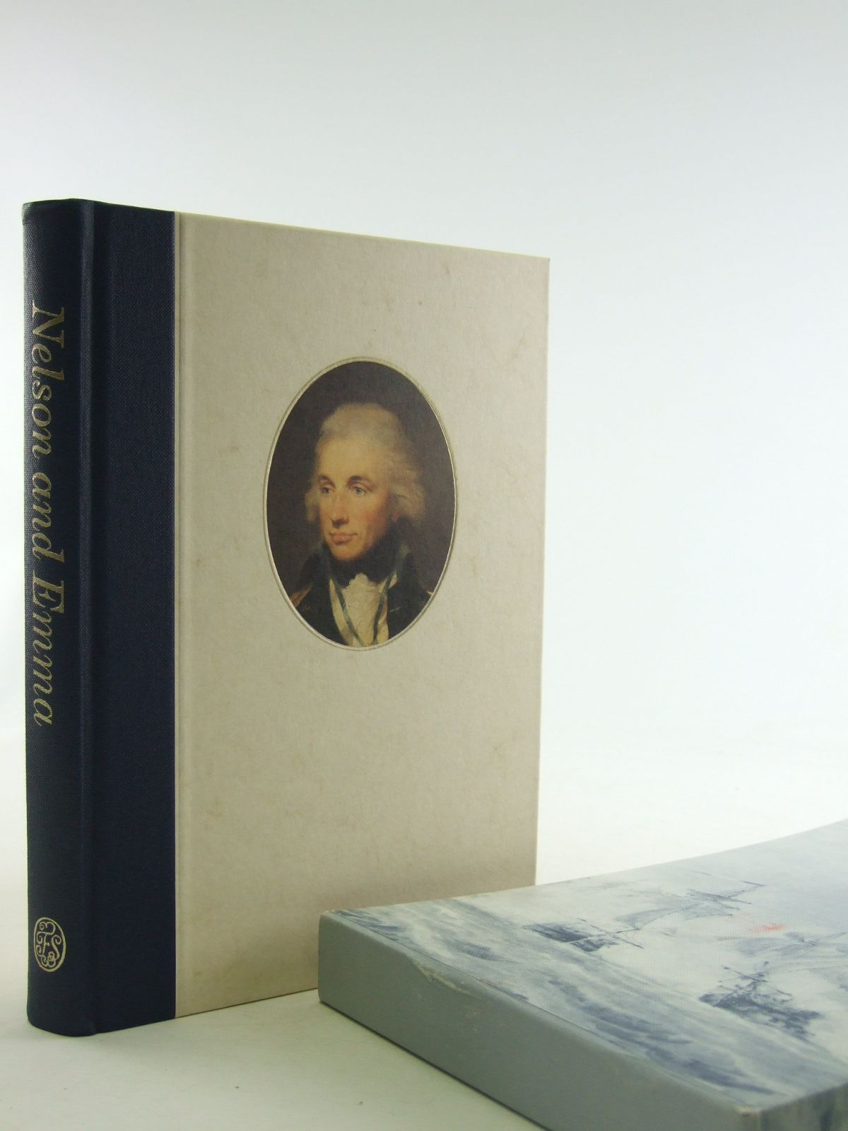 Photo of NELSON AND EMMA written by Hudson, Roger published by Folio Society (STOCK CODE: 2107814)  for sale by Stella & Rose's Books