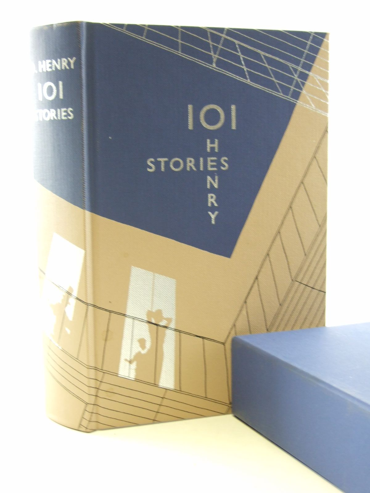 Photo of 101 STORIES written by Henry, O. illustrated by Waters, Rod published by Folio Society (STOCK CODE: 2107835)  for sale by Stella & Rose's Books