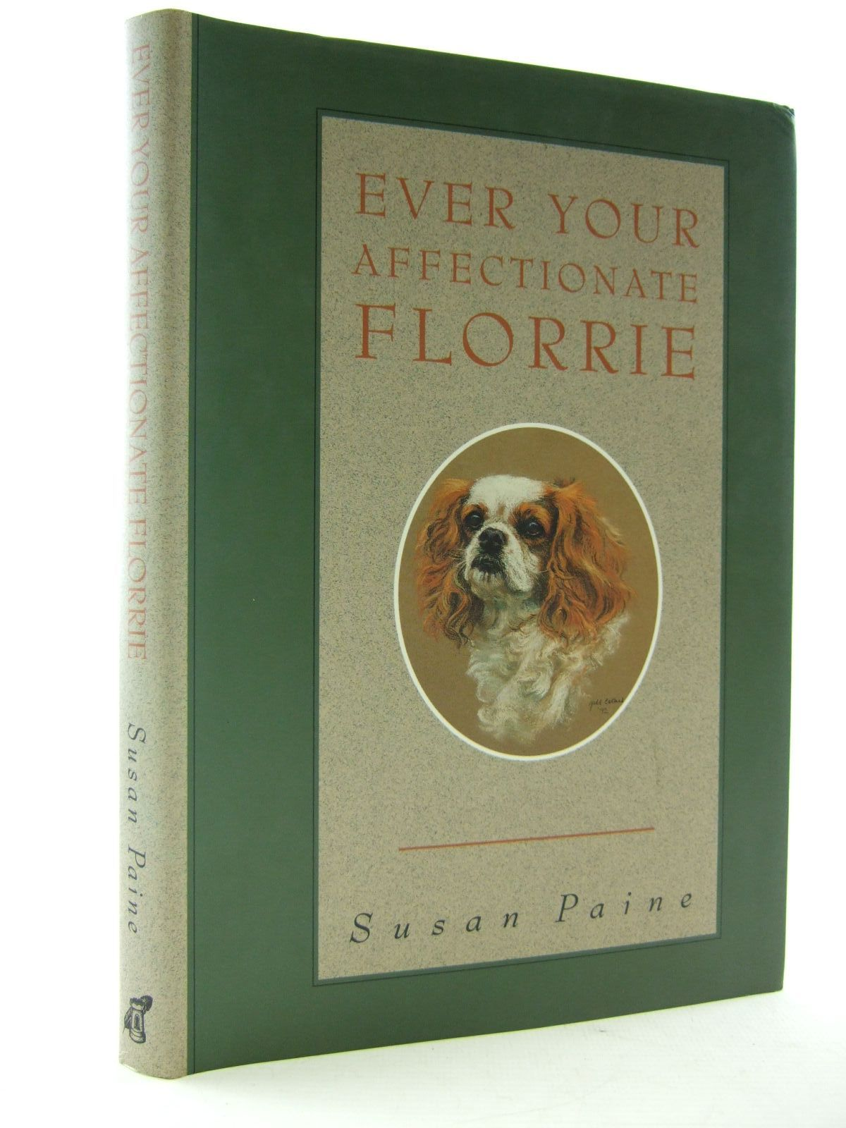 Photo of EVER YOUR AFFECTIONATE FLORRIE written by Paine, Susan illustrated by Evans, Gill published by Turret Books (STOCK CODE: 2108146)  for sale by Stella & Rose's Books