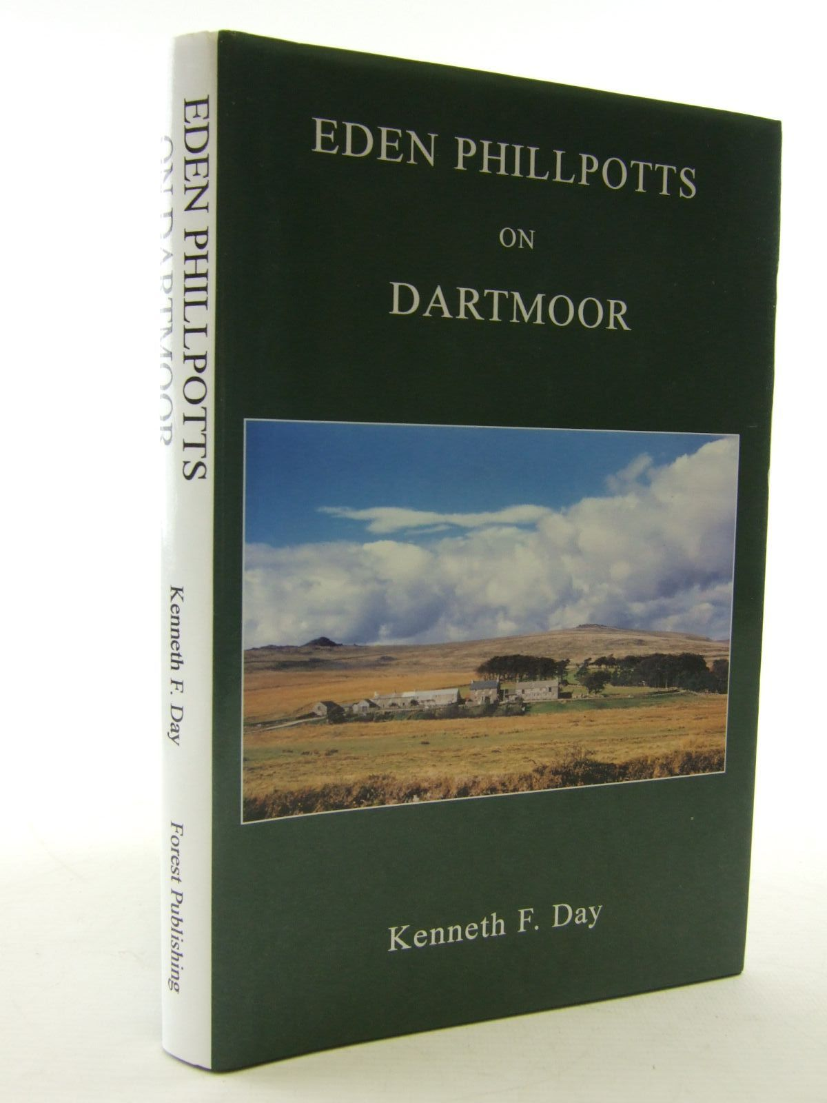 Photo of EDEN PHILLPOTT'S ON DARTMOOR written by Day, Kenneth F. published by Forest Publishing (STOCK CODE: 2108173)  for sale by Stella & Rose's Books
