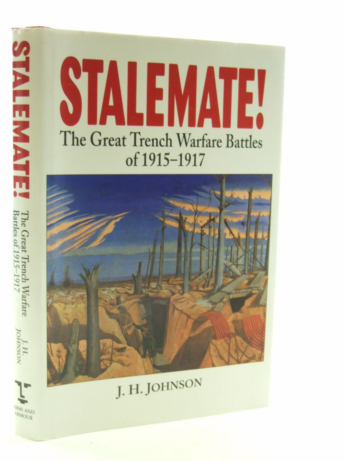Photo of STALEMATE! written by Johnson, J.H. published by Arms & Armour Press (STOCK CODE: 2108449)  for sale by Stella & Rose's Books