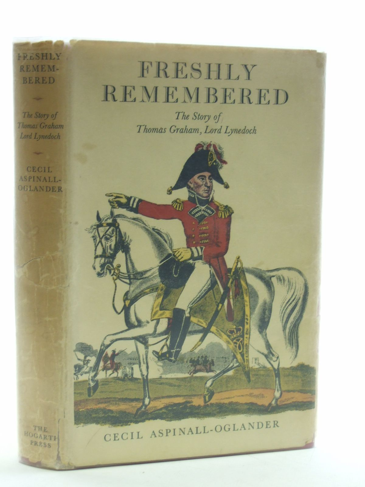 Photo of FRESHLEY REMEMBERED written by Aspinall-Oglander, Cecil published by The Hogarth Press (STOCK CODE: 2108470)  for sale by Stella & Rose's Books