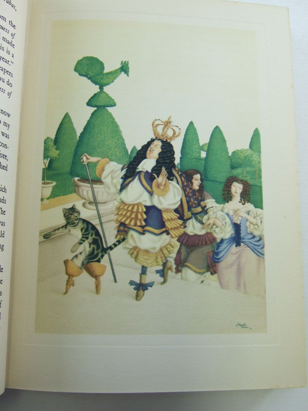Photo of A FAIRY GARLAND written by Perrault, Charles<br />D'Aulnoy, Madame<br />et al, illustrated by Dulac, Edmund published by Cassell & Company Ltd (STOCK CODE: 2108586)  for sale by Stella & Rose's Books