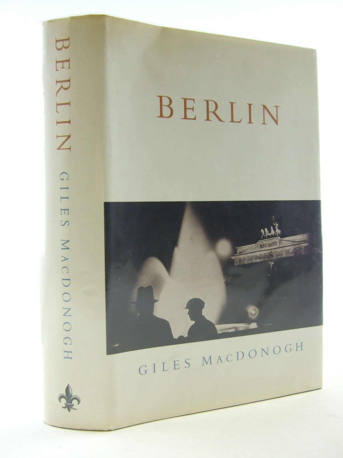 Photo of BERLIN written by Macdonogh, Giles published by Sinclair-Stevenson Ltd. (STOCK CODE: 2108714)  for sale by Stella & Rose's Books