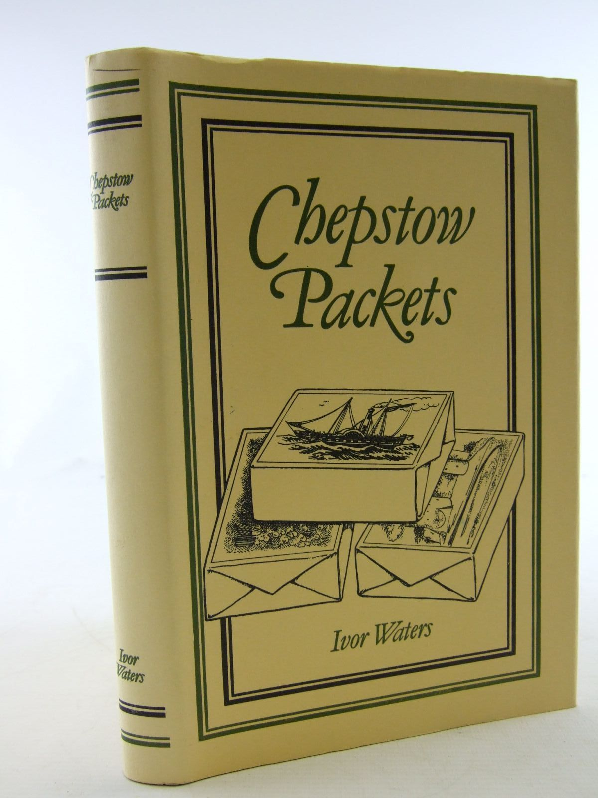 Photo of CHEPSTOW PACKETS written by Waters, Ivor illustrated by Waters, Mercedes<br />Woodfield, Bryan published by Moss Rose Press (STOCK CODE: 2109030)  for sale by Stella & Rose's Books