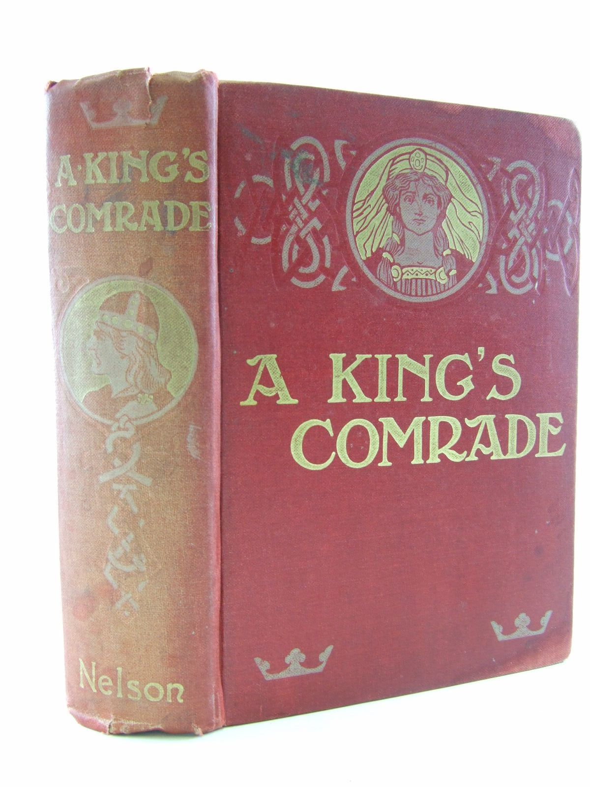 Photo of A KING'S COMRADE written by Whistler, Charles W. published by Thomas Nelson and Sons Ltd. (STOCK CODE: 2109160)  for sale by Stella & Rose's Books