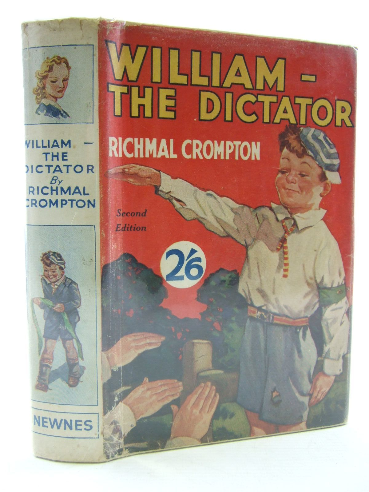 Photo of WILLIAM-THE DICTATOR- Stock Number: 2109199
