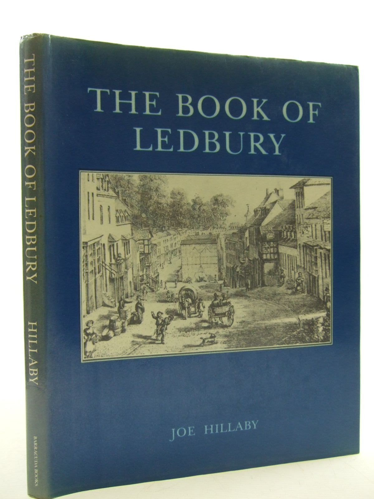 Photo of THE BOOK OF LEDBURY written by Hillaby, Joe published by Barracuda Books (STOCK CODE: 2109520)  for sale by Stella & Rose's Books