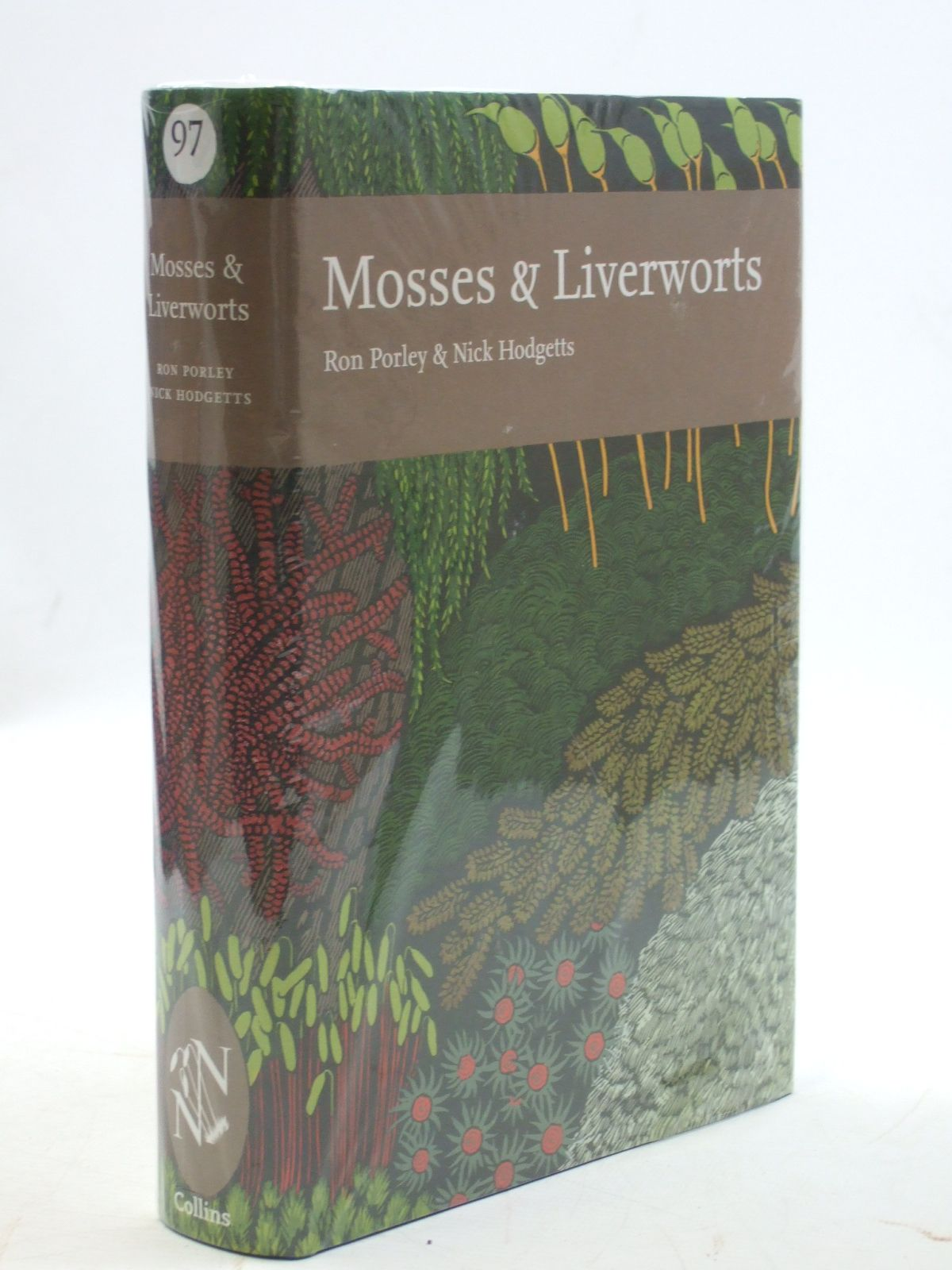 Photo of MOSSES & LIVERWORTS (NN 97) written by Porley, Ron<br />Hodgetts, Nick published by Collins (STOCK CODE: 2109944)  for sale by Stella & Rose's Books