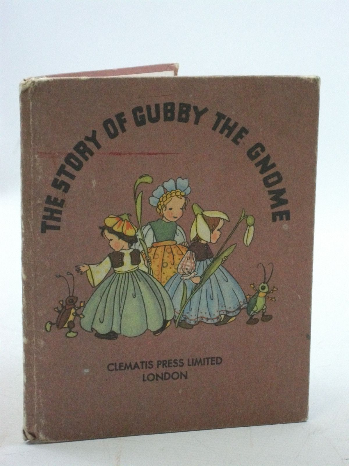 Photo of THE STORY OF GUBBY THE GNOME illustrated by Emmer, Felice published by Clematis Press Limited (STOCK CODE: 2109992)  for sale by Stella & Rose's Books
