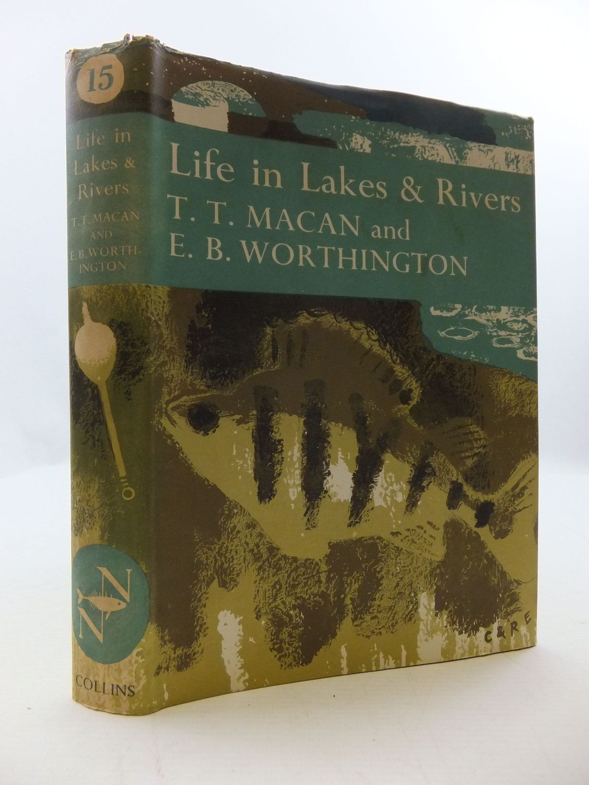 Photo of LIFE IN LAKES AND RIVERS (NN 15) written by Macan, T.T.<br />Worthington, E.B. published by Collins (STOCK CODE: 2110231)  for sale by Stella & Rose's Books