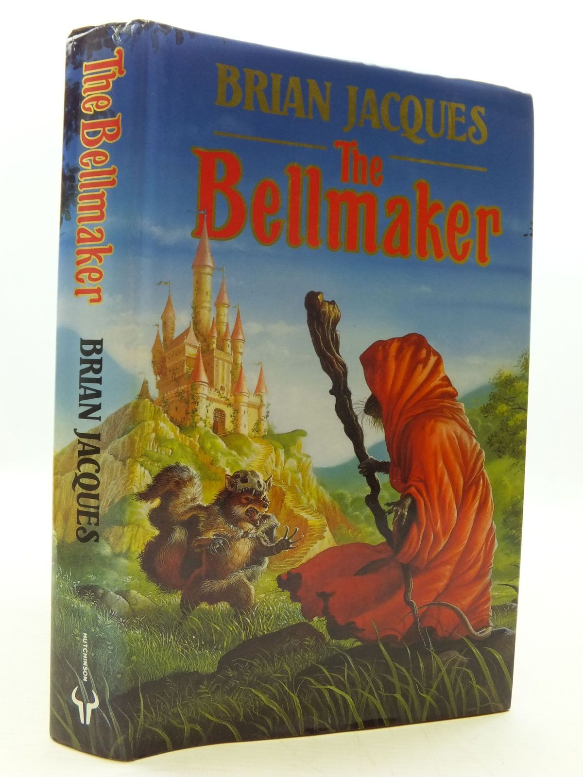 Photo of THE BELLMAKER written by Jacques, Brian illustrated by Curless, Allan published by Hutchinson (STOCK CODE: 2110258)  for sale by Stella & Rose's Books