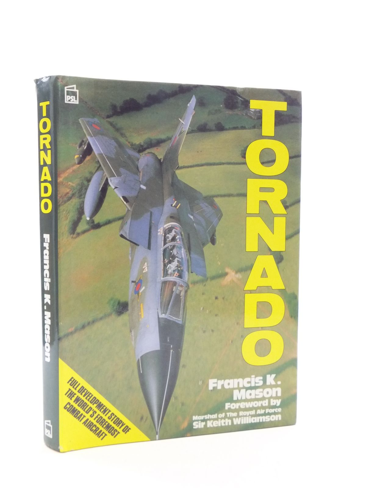 Photo of TORNADO written by Mason, Francis K. published by Patrick Stephens (STOCK CODE: 2110520)  for sale by Stella & Rose's Books