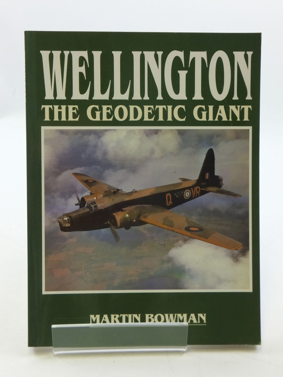 Photo of WELLINGTON THE GEODETIC GIANT written by Bowman, Martin published by Airlife (STOCK CODE: 2110558)  for sale by Stella & Rose's Books