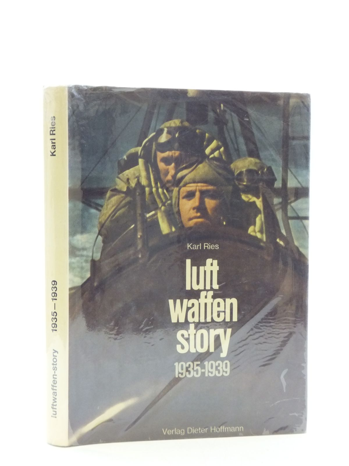 Photo of LUFTWAFFEN-STORY 1935-1939 written by Ries, Karl published by Verlag Dieter Hoffman (STOCK CODE: 2110571)  for sale by Stella & Rose's Books