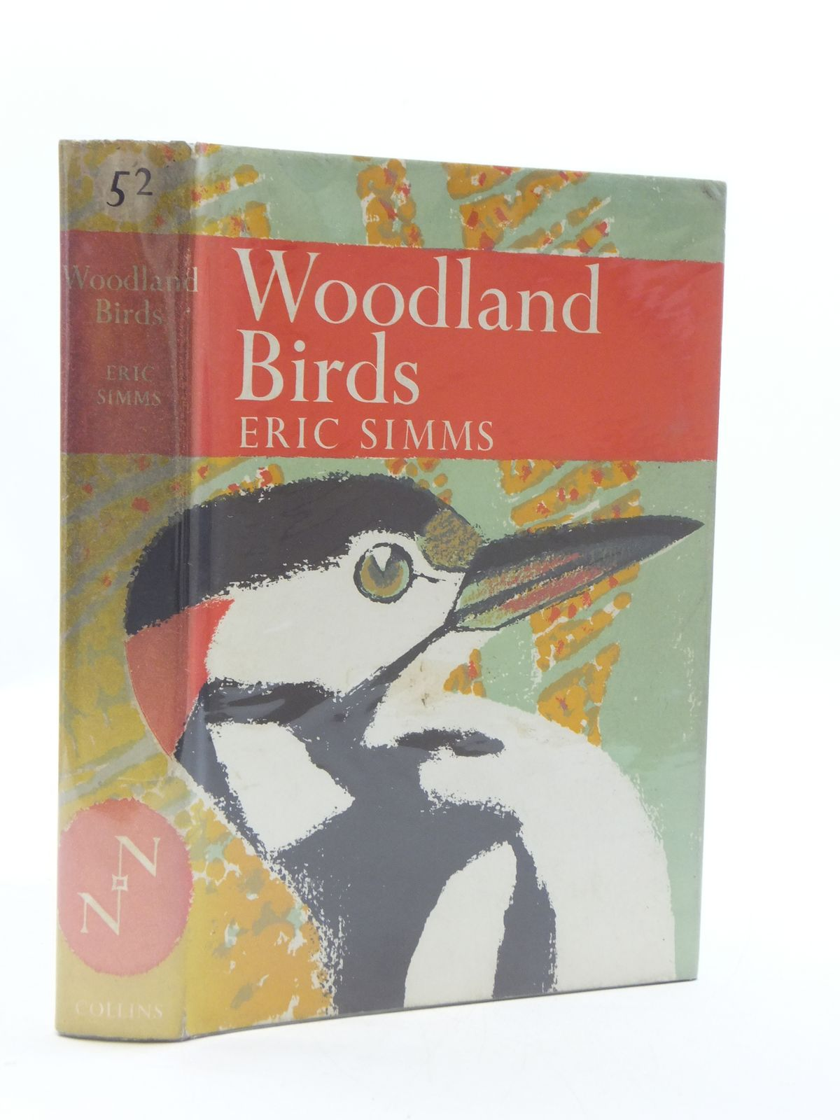 Photo of WOODLAND BIRDS (NN 52) written by Simms, Eric published by Collins (STOCK CODE: 2110598)  for sale by Stella & Rose's Books