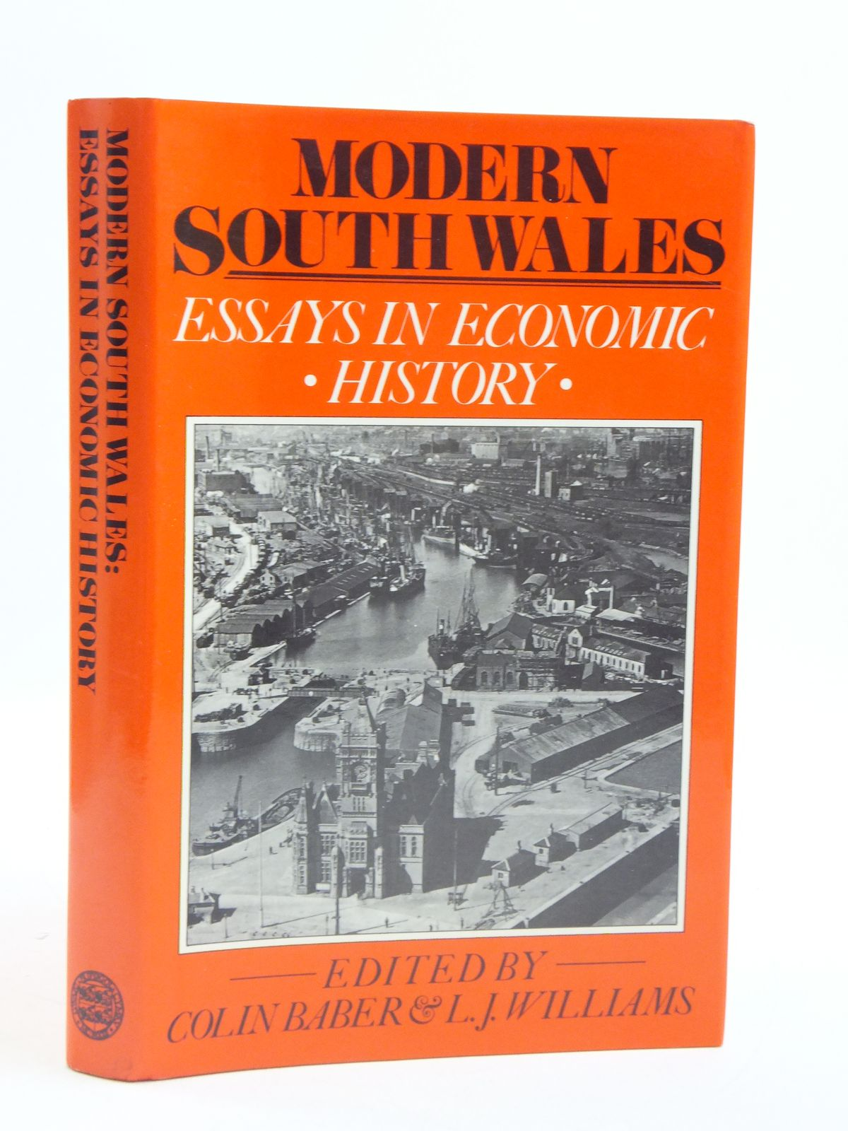 Photo of MODERN SOUTH WALES: ESSAYS IN ECONOMIC HISTORY written by Baber, Colin<br />Williams, L.J. published by University of Wales (STOCK CODE: 2110681)  for sale by Stella & Rose's Books