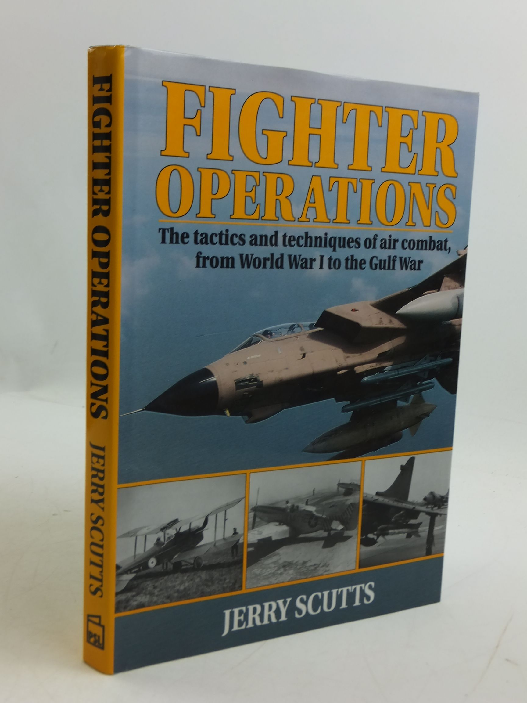 Photo of FIGHTER OPERATIONS written by Scutts, Jerry published by Patrick Stephens Limited (STOCK CODE: 2110829)  for sale by Stella & Rose's Books
