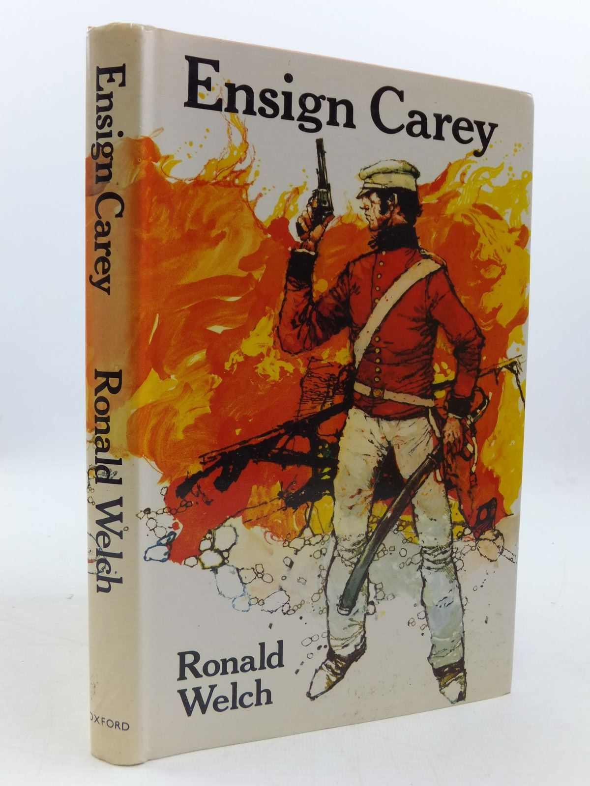 Photo of ENSIGN CAREY written by Welch, Ronald published by Oxford University Press (STOCK CODE: 2110925)  for sale by Stella & Rose's Books