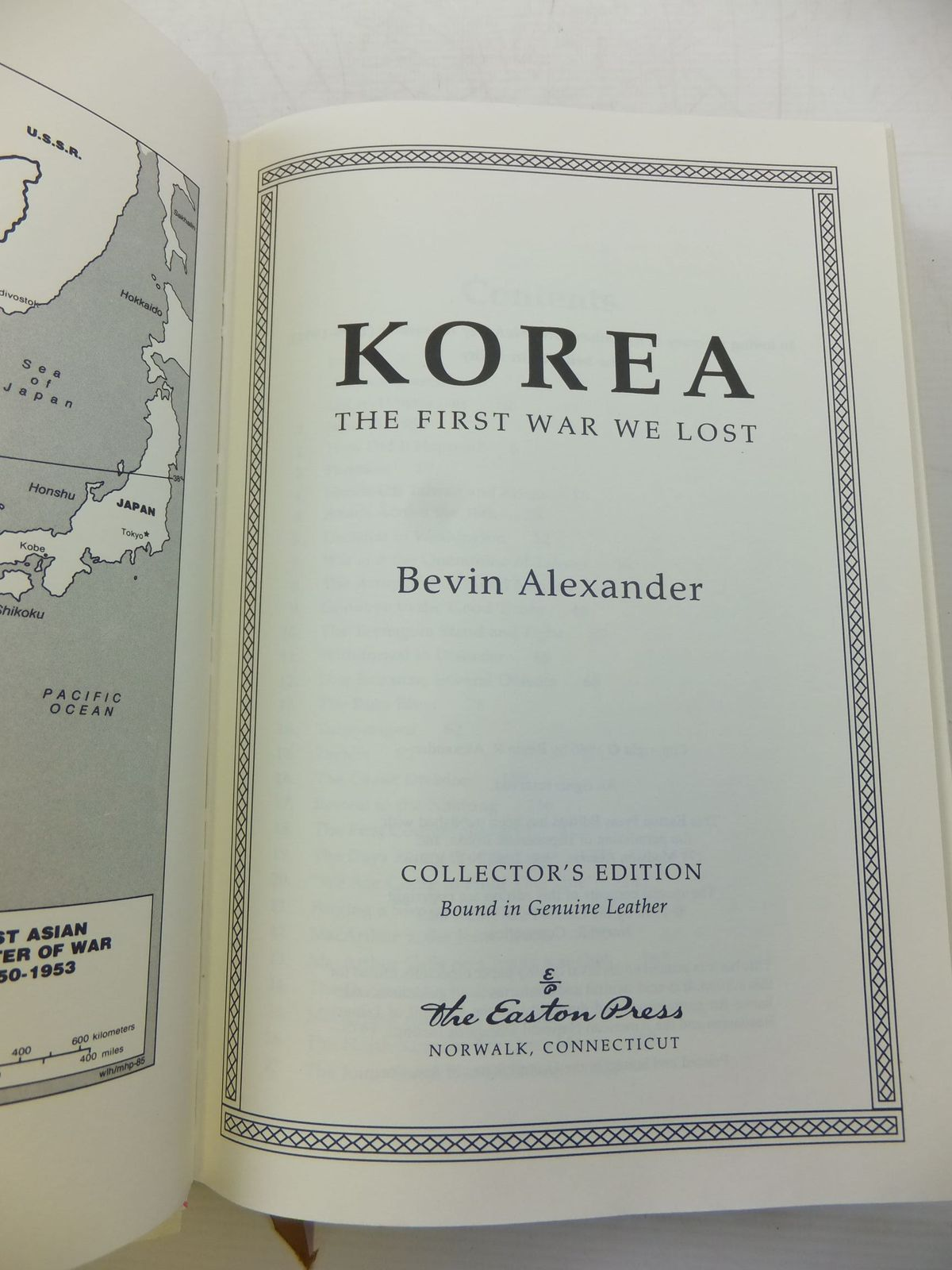 Photo of KOREA THE FIRST WAR WE LOST written by Alexander, Bevin published by The Eastern Press (STOCK CODE: 2111040)  for sale by Stella & Rose's Books