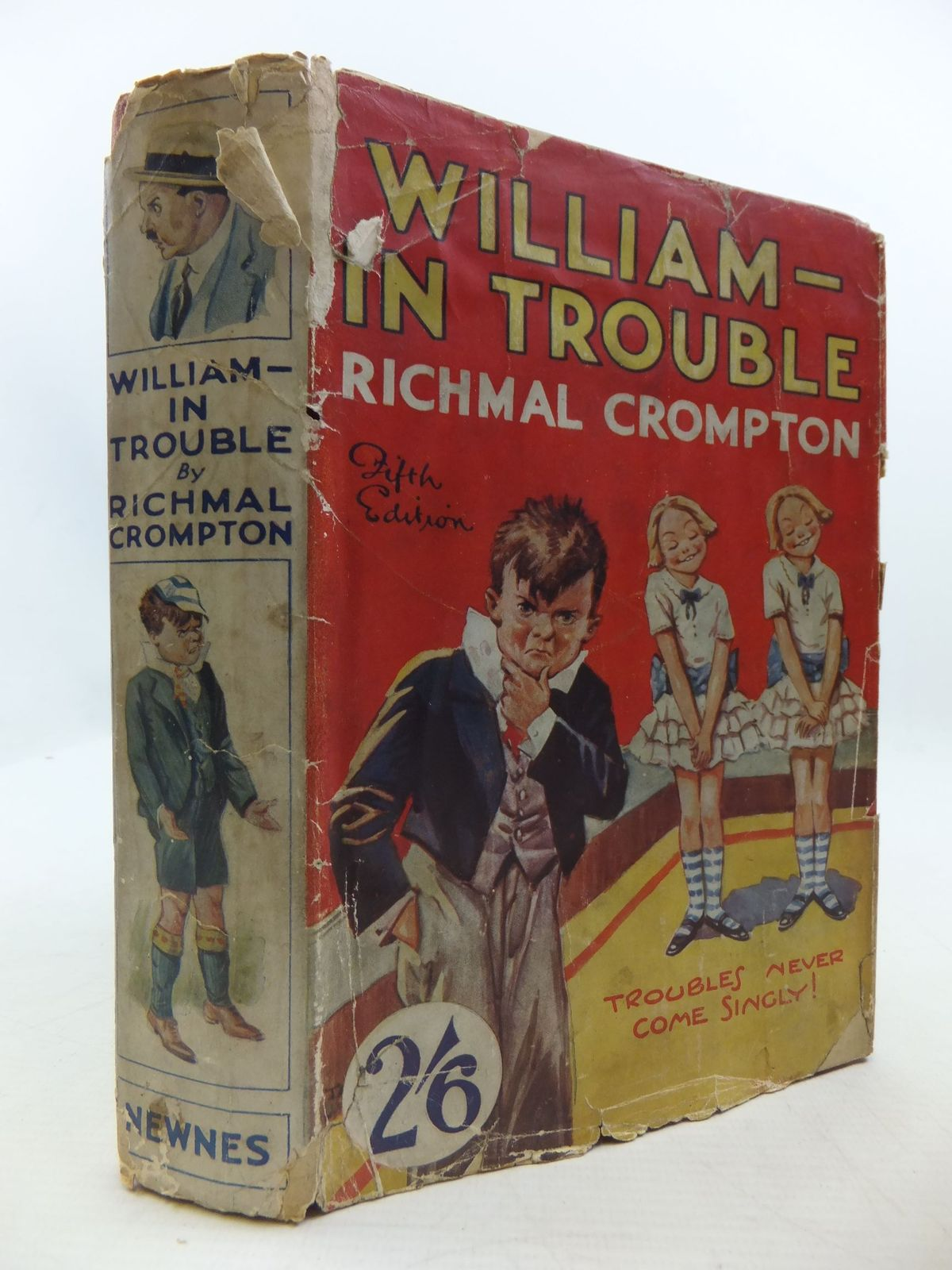 Photo of WILLIAM IN TROUBLE- Stock Number: 2111099