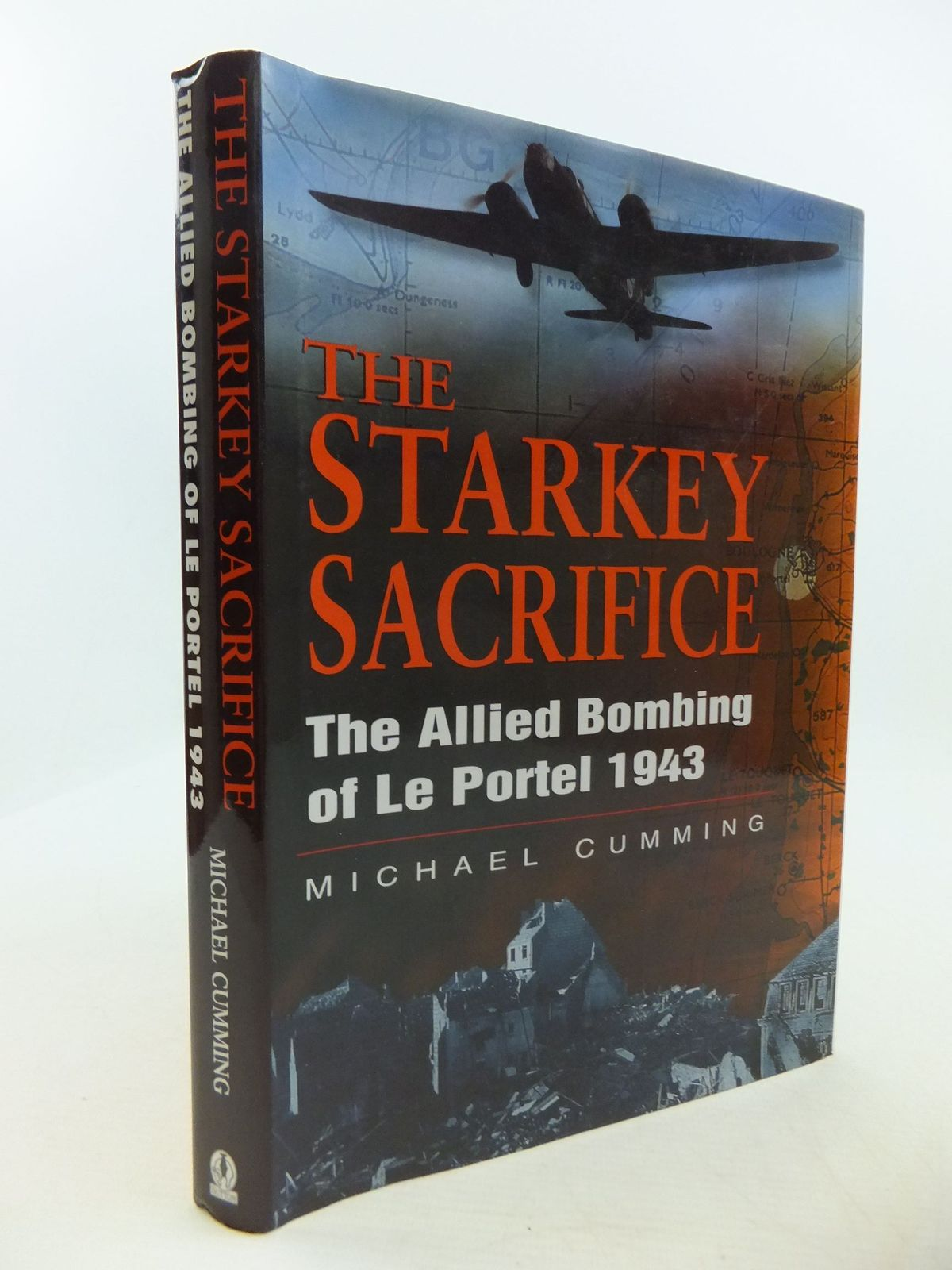 Photo of THE STARKEY SACRIFICE written by Cumming, Michael published by Sutton Publishing (STOCK CODE: 2111220)  for sale by Stella & Rose's Books
