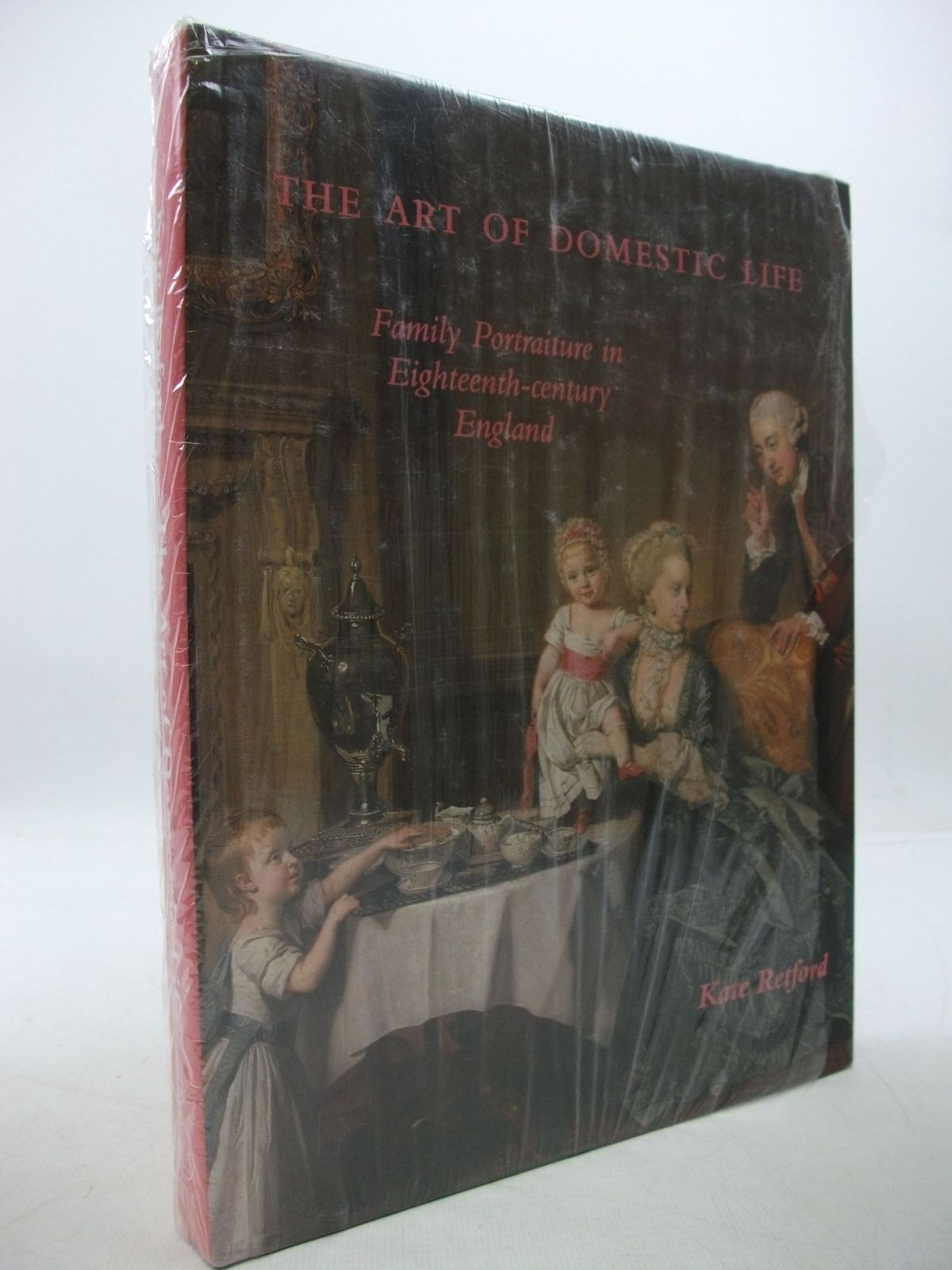 Photo of THE ART OF DOMESTIC LIFE written by Redford, Kate published by Yale University Press (STOCK CODE: 2111372)  for sale by Stella & Rose's Books