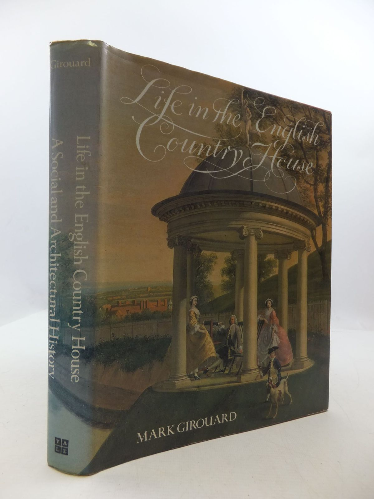 Photo of LIFE IN THE ENGLISH COUNTRY HOUSE written by Girouard, Mark published by Yale University Press (STOCK CODE: 2111506)  for sale by Stella & Rose's Books