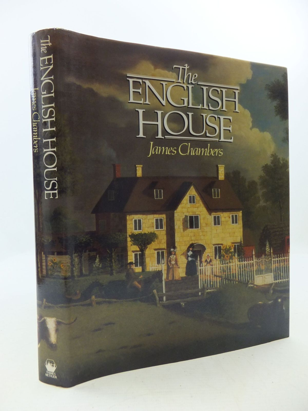 Photo of THE ENGLISH HOUSE written by Chambers, James published by Thames Methuen (STOCK CODE: 2111508)  for sale by Stella & Rose's Books