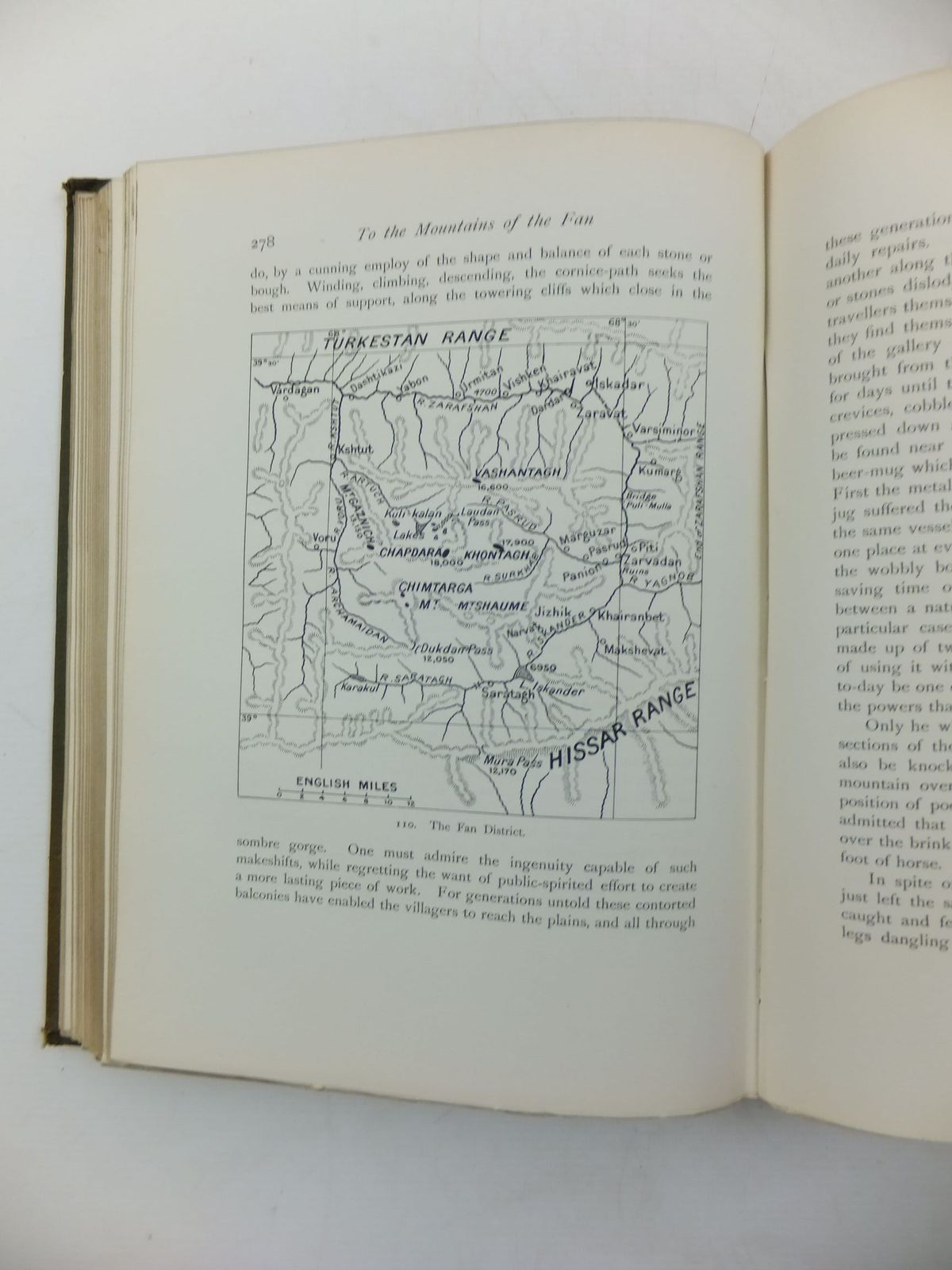 Photo of THE DUAB OF TURKESTAN written by Rickmers, W. Rickmer published by Cambridge University Press (STOCK CODE: 2111590)  for sale by Stella & Rose's Books