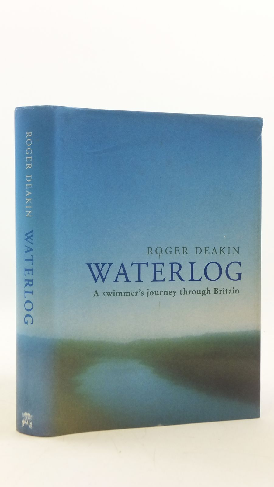 Photo of WATERLOG A SWIMMER'S JOURNEY THROUGH BRITAIN written by Deakin, Roger published by Chatto & Windus (STOCK CODE: 2111631)  for sale by Stella & Rose's Books