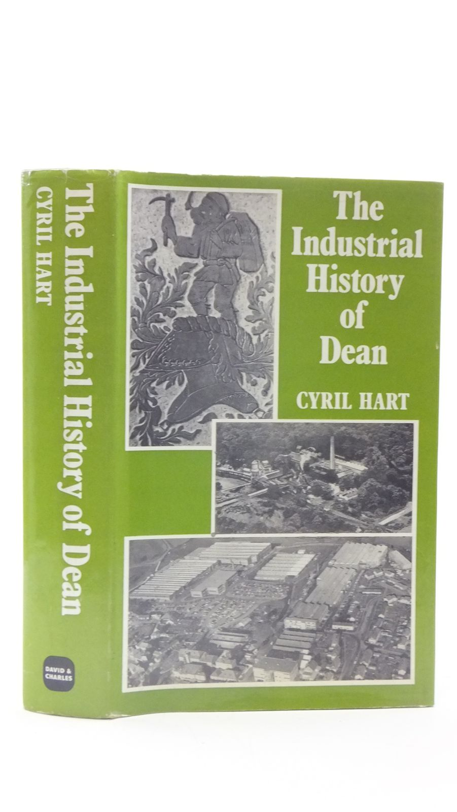 Photo of THE INDUSTRIAL HISTORY OF DEAN written by Hart, Cyril published by David & Charles (STOCK CODE: 2111632)  for sale by Stella & Rose's Books
