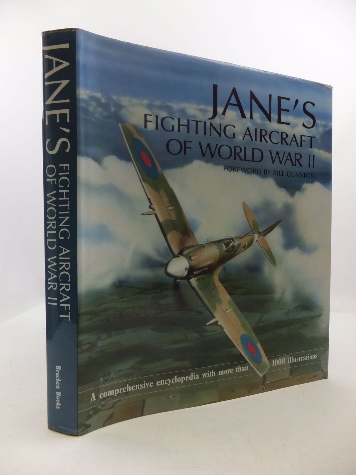Photo of JANE'S FIGHTING AIRCRAFT OF WORLD WAR II written by Gunston, Bill published by Bracken Books (STOCK CODE: 2111776)  for sale by Stella & Rose's Books