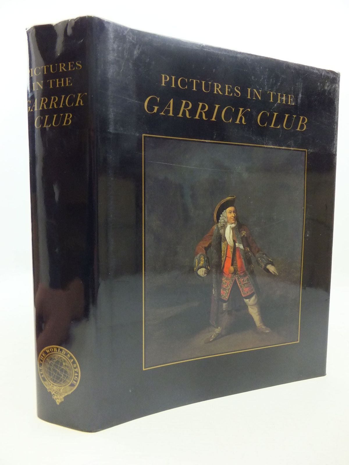 Photo of PICTURES IN THE GARRICK CLUB A CATALOGUE written by Ashton, Geoffrey published by Garrick Club (STOCK CODE: 2111913)  for sale by Stella & Rose's Books