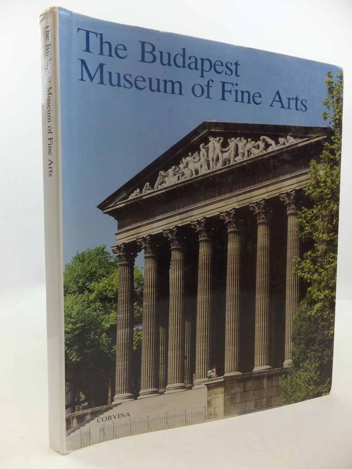 Photo of THE BUDAPEST MUSEUM OF FINE ARTS written by Garas, Klara published by Corvina (STOCK CODE: 2111946)  for sale by Stella & Rose's Books